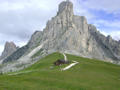 The magnificent Dolomiti Bellunesi, goal of many people fond of mountain and nature.